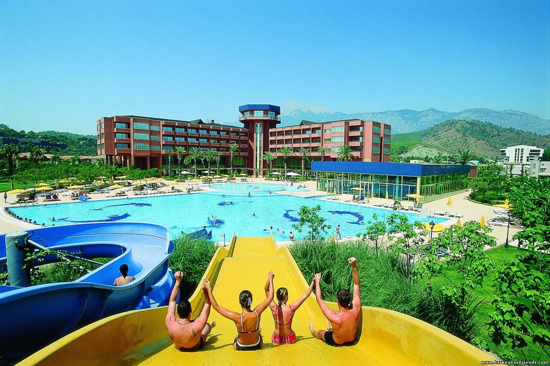 Фото отеля Simena Hotel & Villas 4*