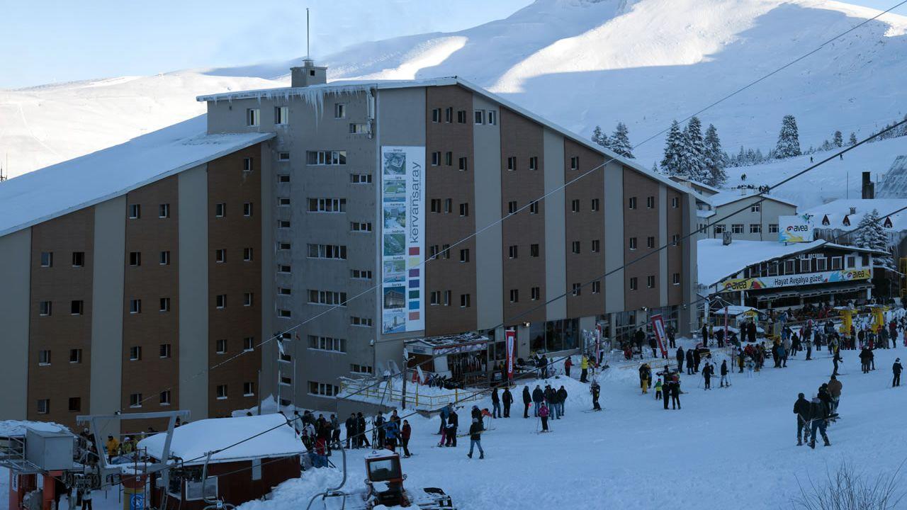 Фото отеля Kervansaray Uludag & Ski Center 4*