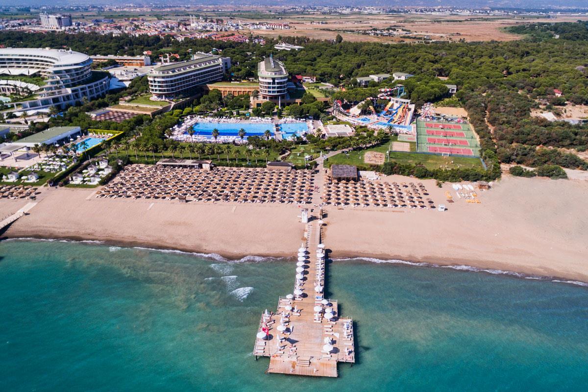 Фото отеля Voyage Belek Golf & Spa HV