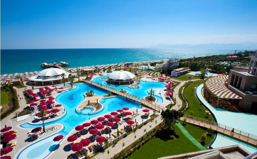Фото отеля Kaya Palazzo Resort 5*