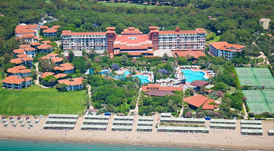Фото отеля Belconti Resort Hotel 5*