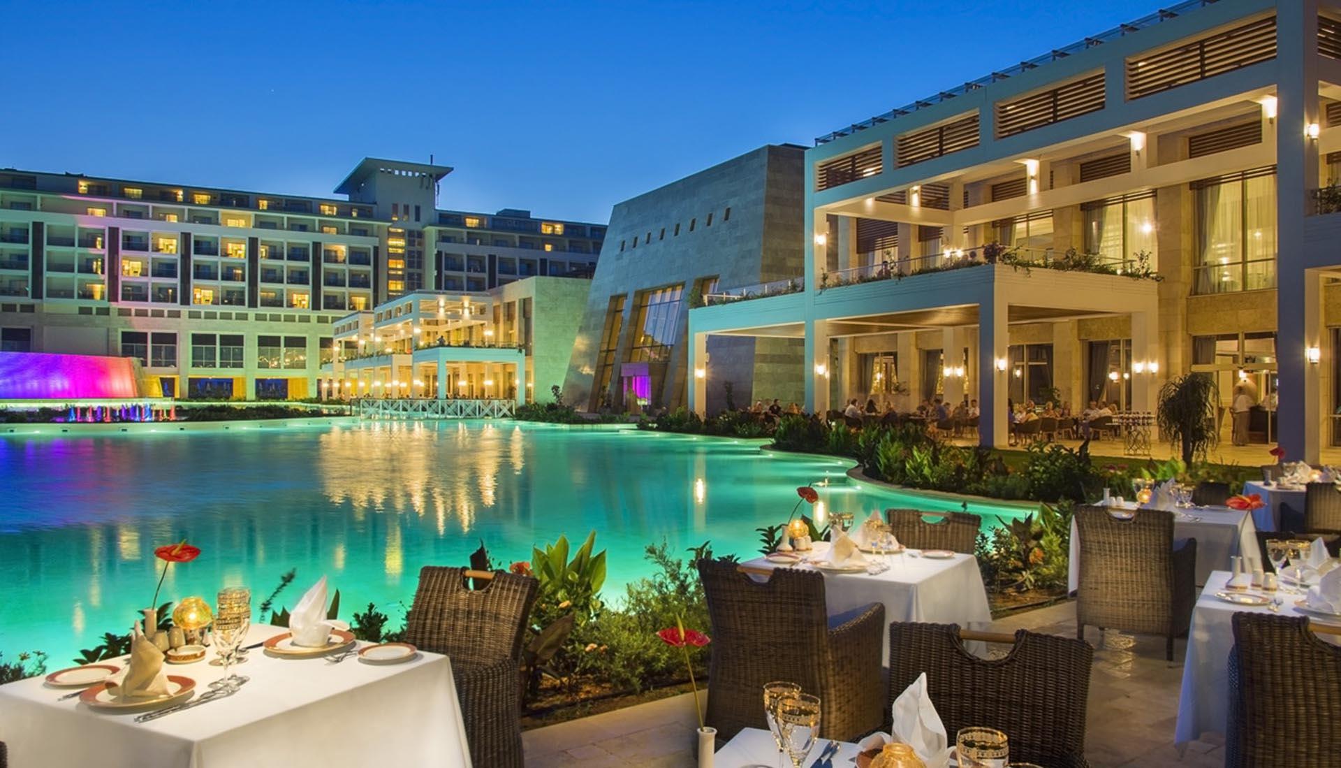 Фото отеля Rixos Hotel Premium Belek 5*