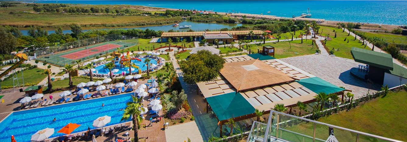Фото отеля Port Nature Luxury Resort Hotel & Spa 5*