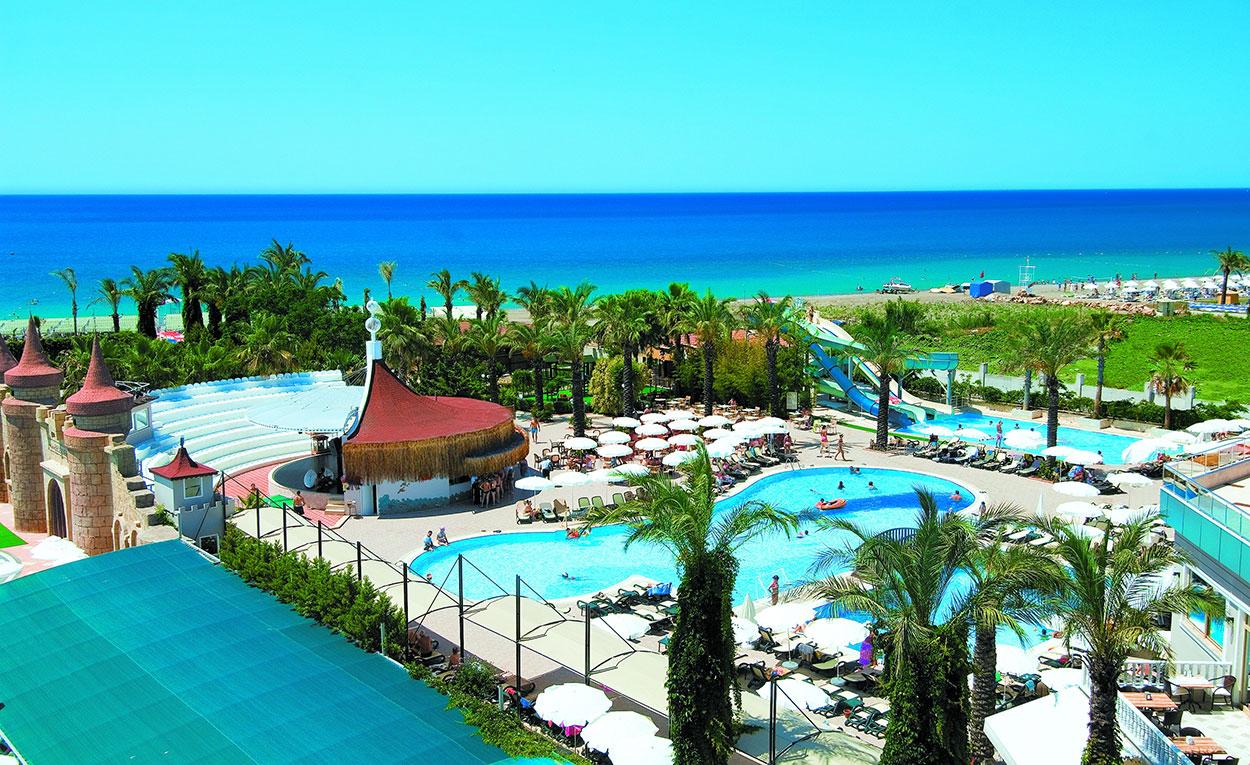 Фото отеля Aydinbey Famous Resort Hotel 5*