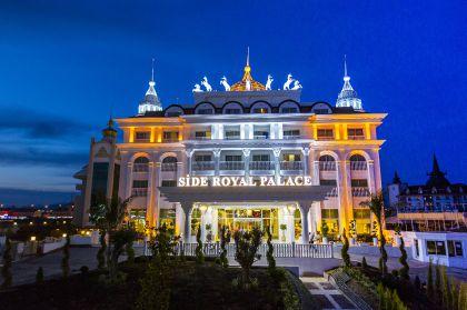 Фото 5* Side Royal Palace Hotel & Spa