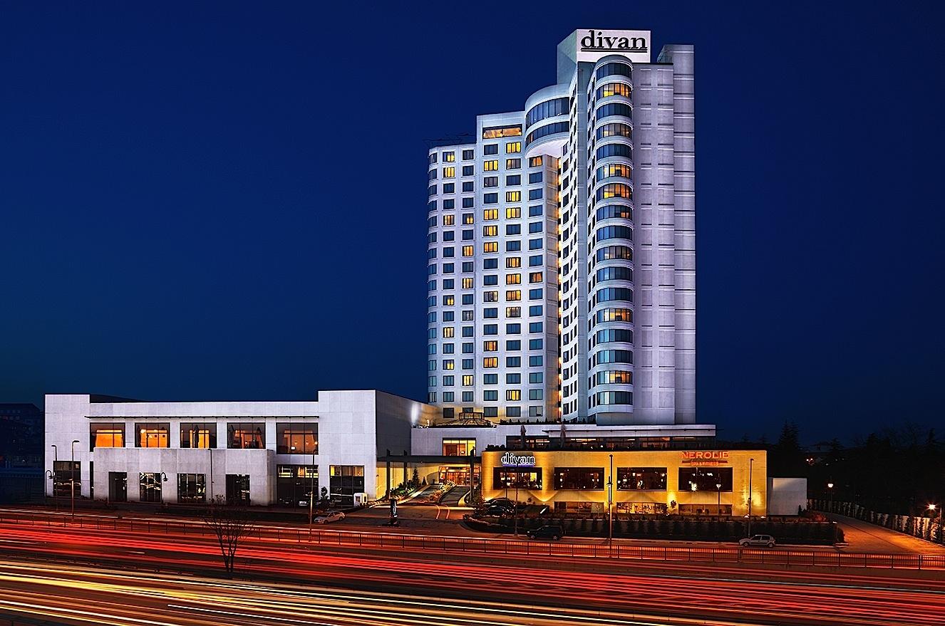 Фото отеля Divan Istanbul Asia 4*