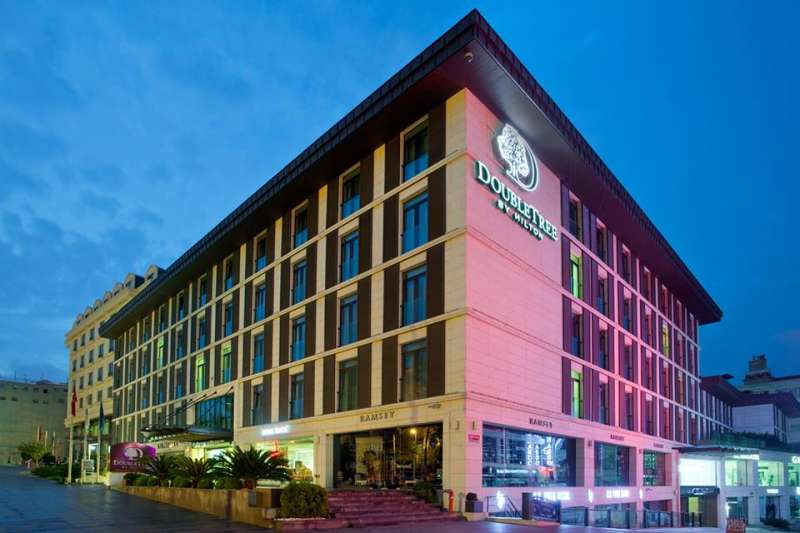 Фото отеля DoubleTree by Hilton Istanbul Old Town 4*