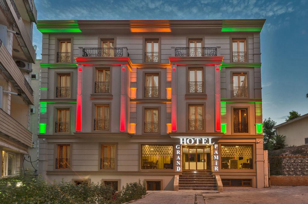 Фото отеля Grand Pamir Hotel -