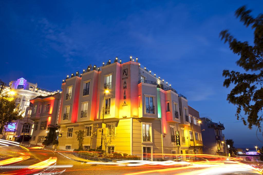 Фото отеля Amira Istanbul Hotel -