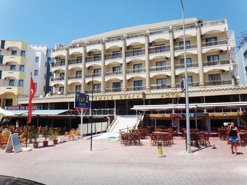 Фото отеля Temple Beach Hotel 2*