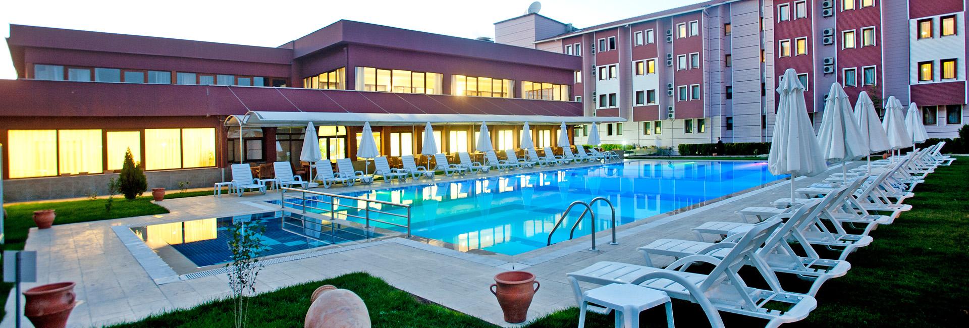 Фото отеля Crystal Kaymakli Hotel & Spa 4*