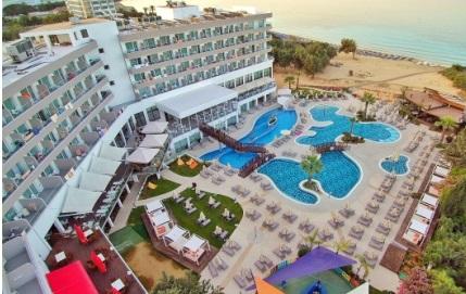 Фото отеля Melissi Beach 4*