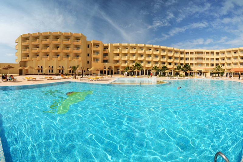Фото отеля Houda Yasmine Hammamet 4*