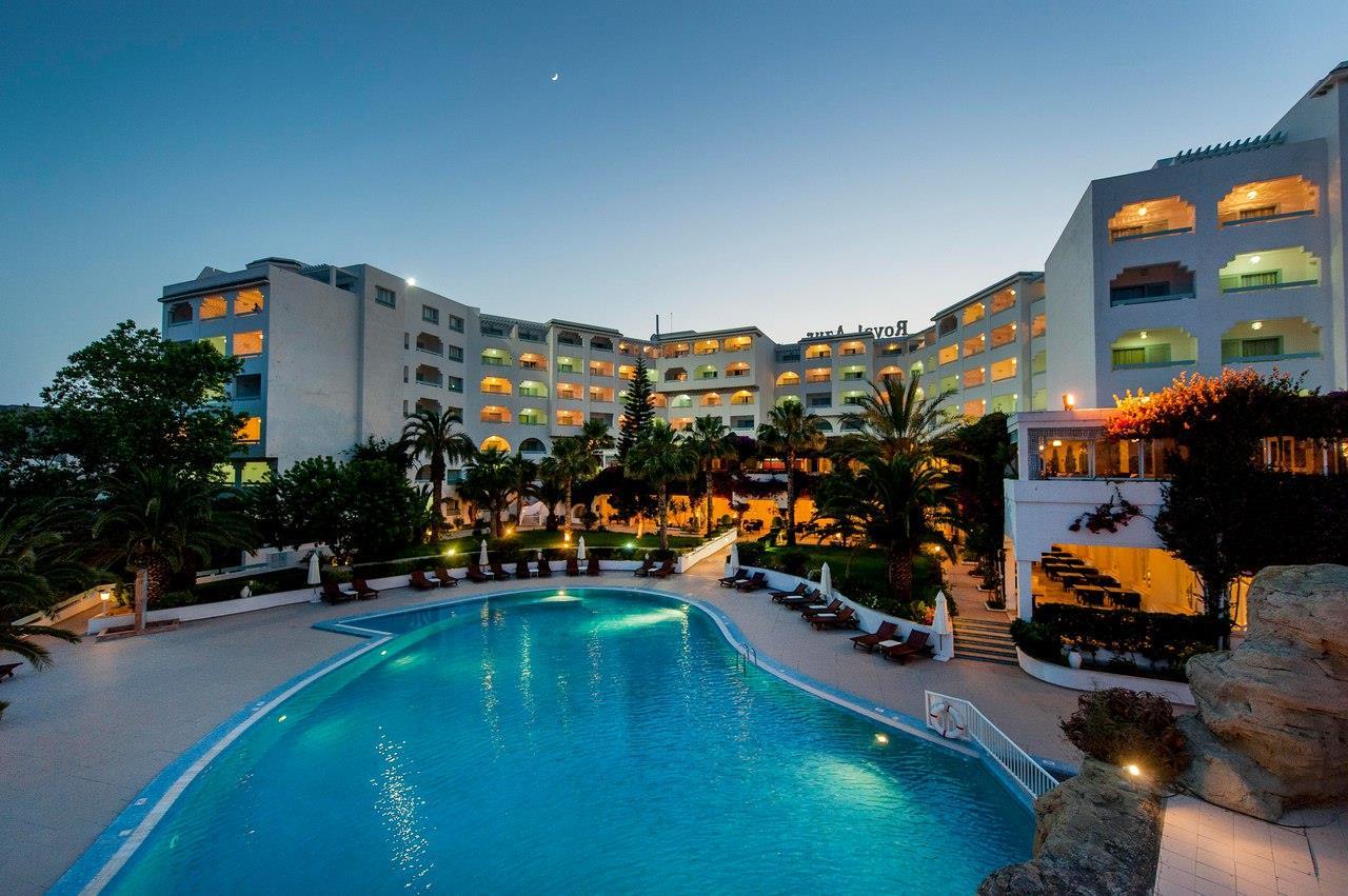 Фото отеля Royal Azur Thalassa Golf 5*