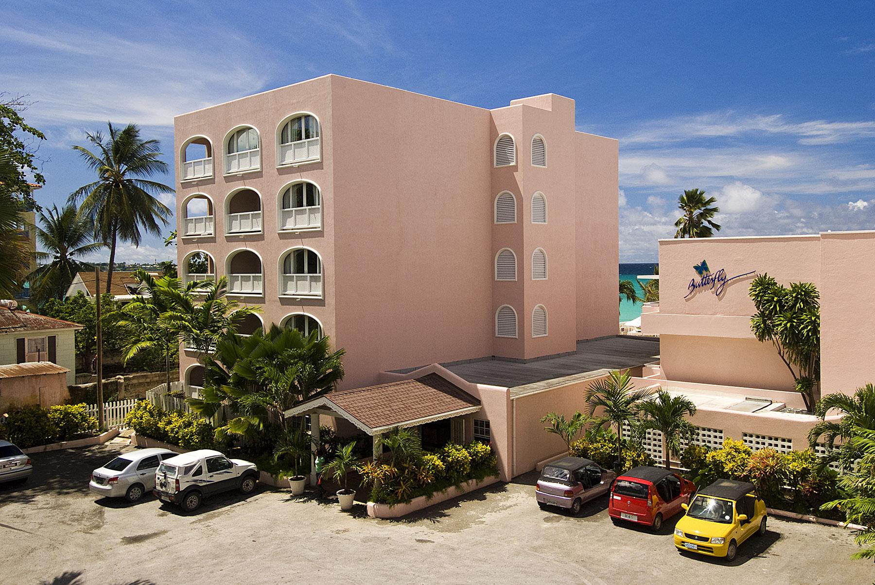 Фото отеля Butterfly Beach Hotel 3*