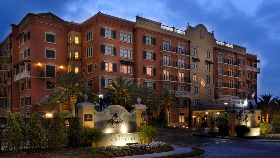 Фото отеля Granduca 4*