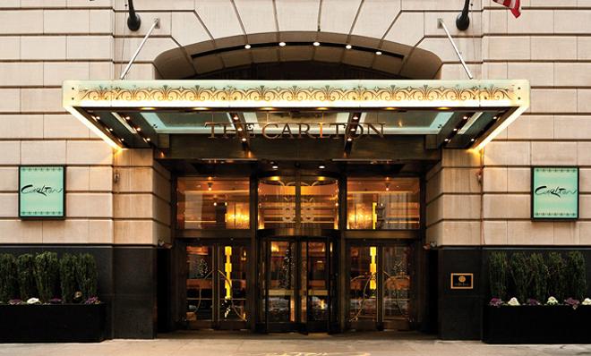 Фото отеля The Carlton 3*