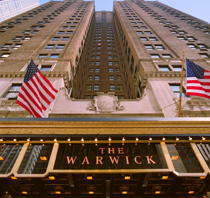 Фото отеля Warwick 3*