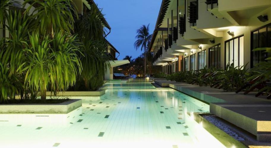 Фото отеля Centra Coconut Beach Resort Samui 4*