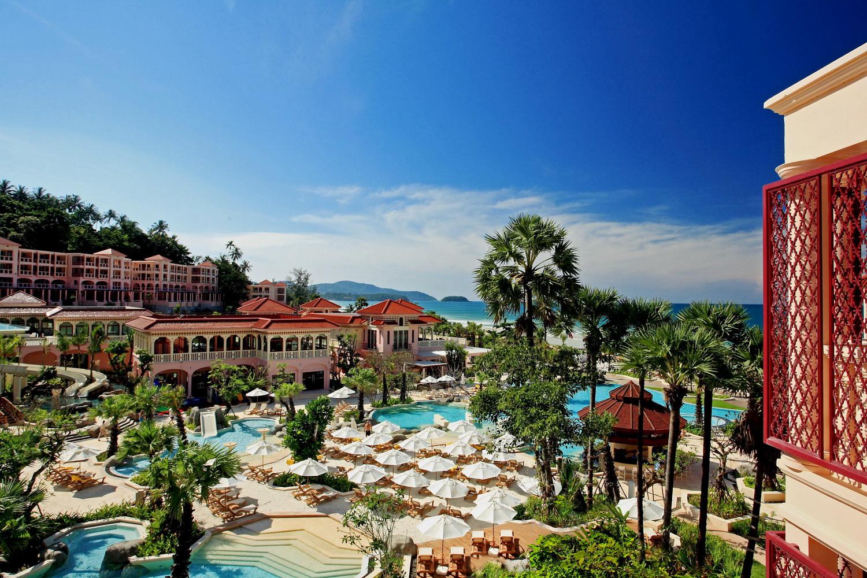 Фото отеля Centara Grand Beach  4*