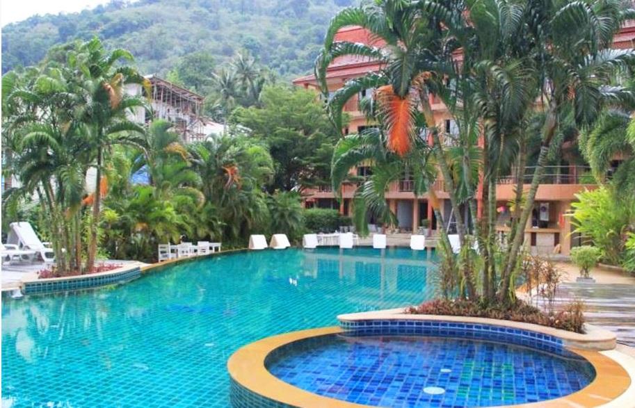 Фото отеля Casa Del M Patong Beach 4*