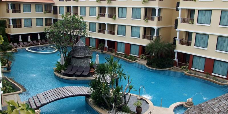 Фото отеля Patong Paragon Resort & Spa 4*