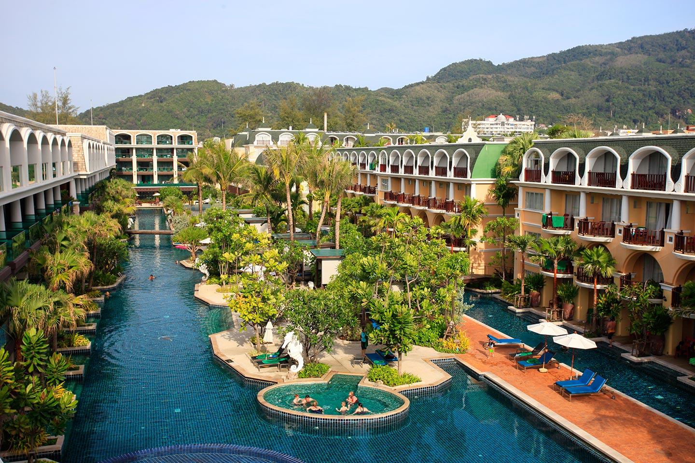 Фото отеля Phuket Graceland Resort & Spa 4*