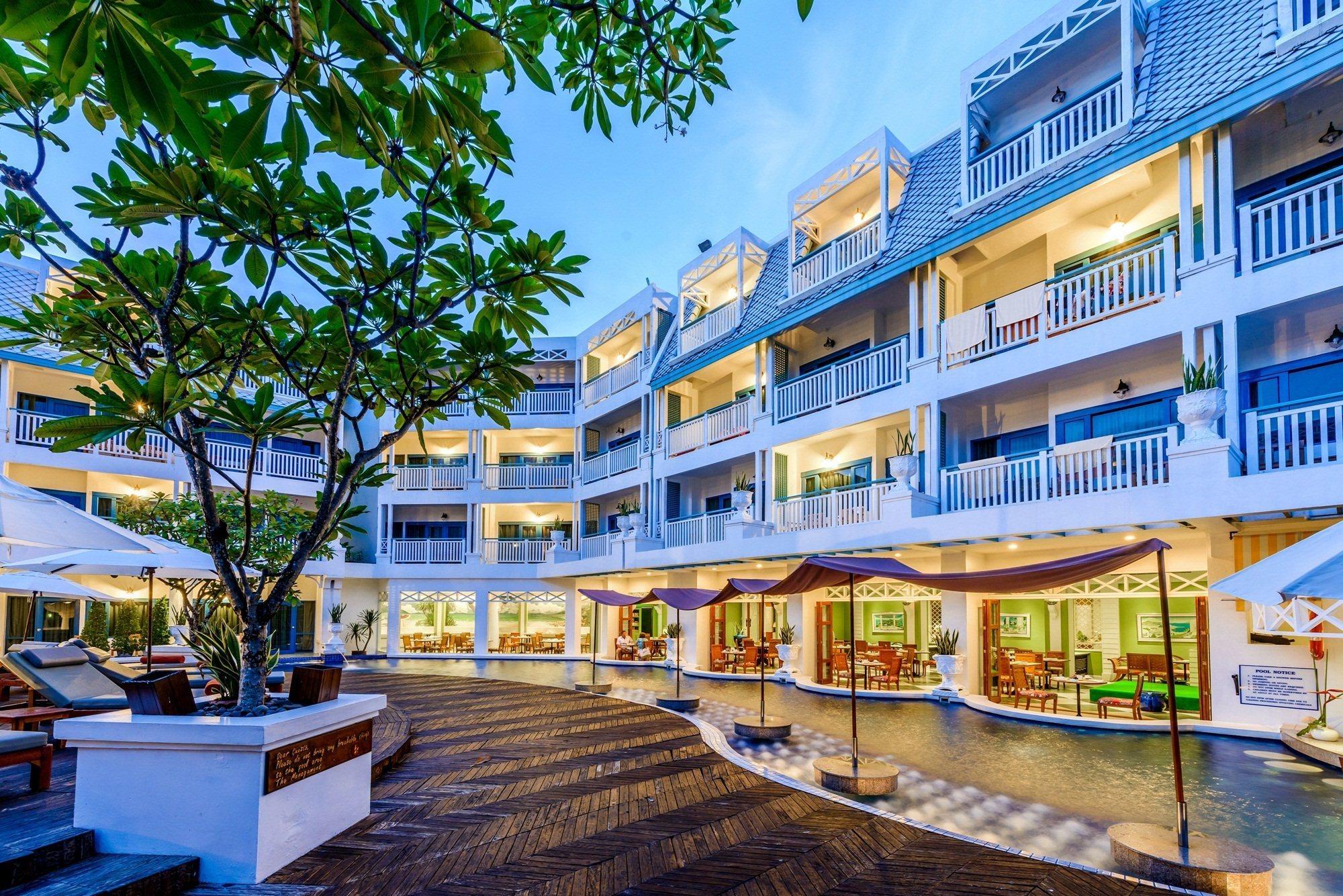 Фото отеля Andaman Seaview 4*