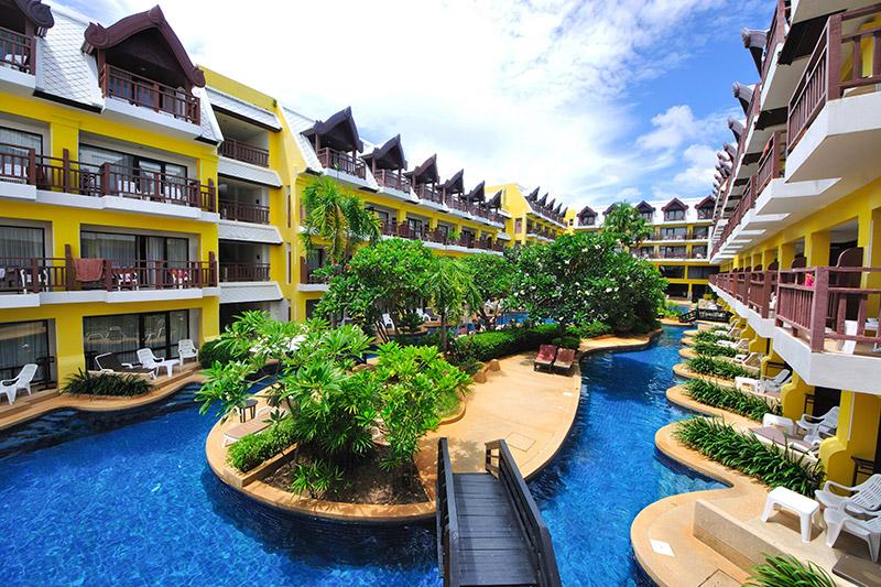 Фото отеля Woraburi Phuket Resort & Spa 4*