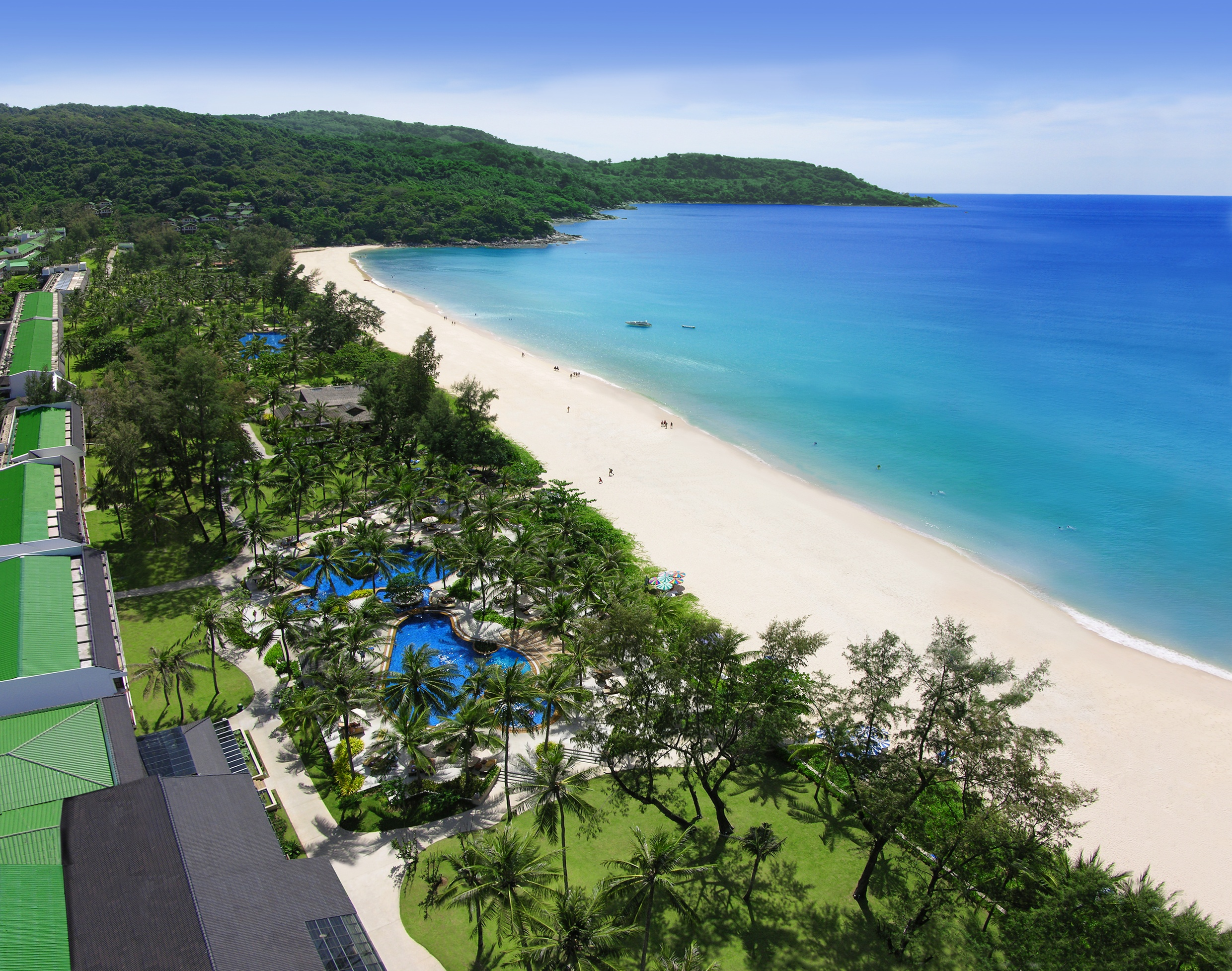 Фото отеля Katathani Phuket Beach Resort 4*