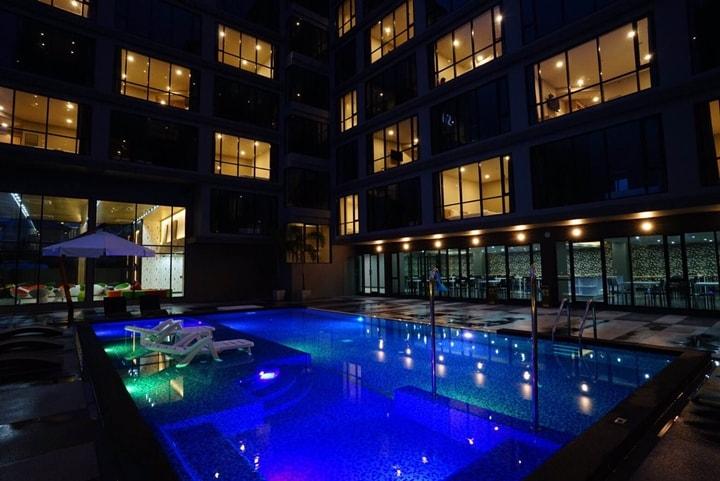 Фото отеля Beston Pattaya 4*