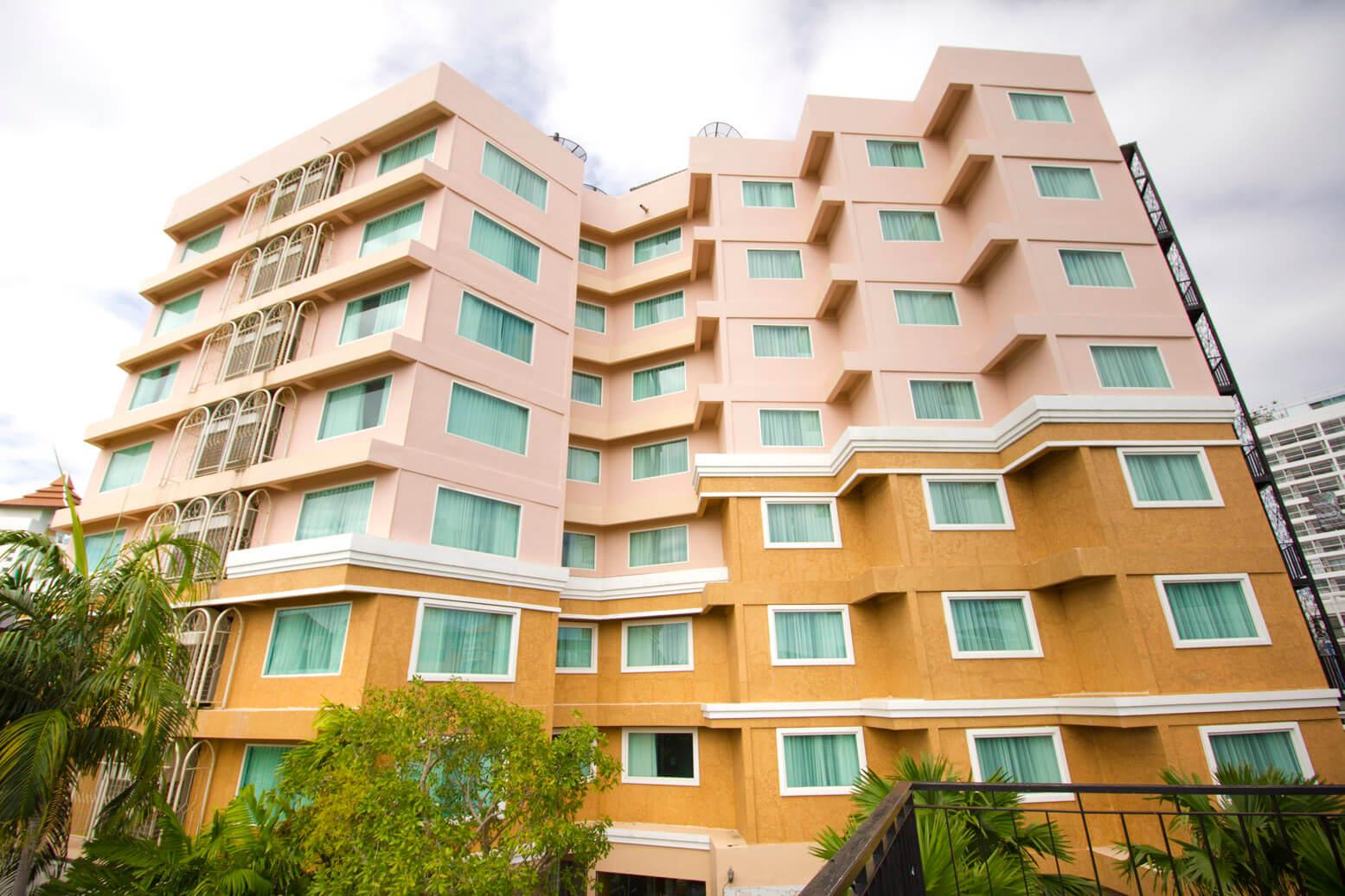 Фото отеля Citrus Parc Hotel Pattaya 4*
