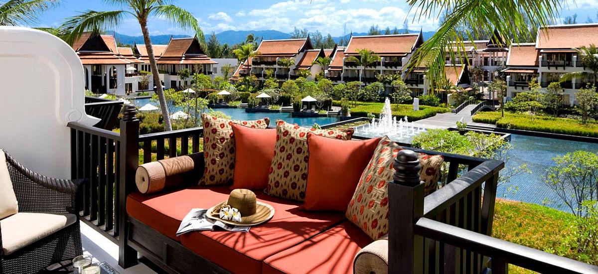 Фото отеля JW Marriott Khao Lak Resort & Spa 5*
