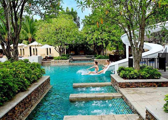 Фото отеля Centara Koh Chang Tropicana Resort 4*