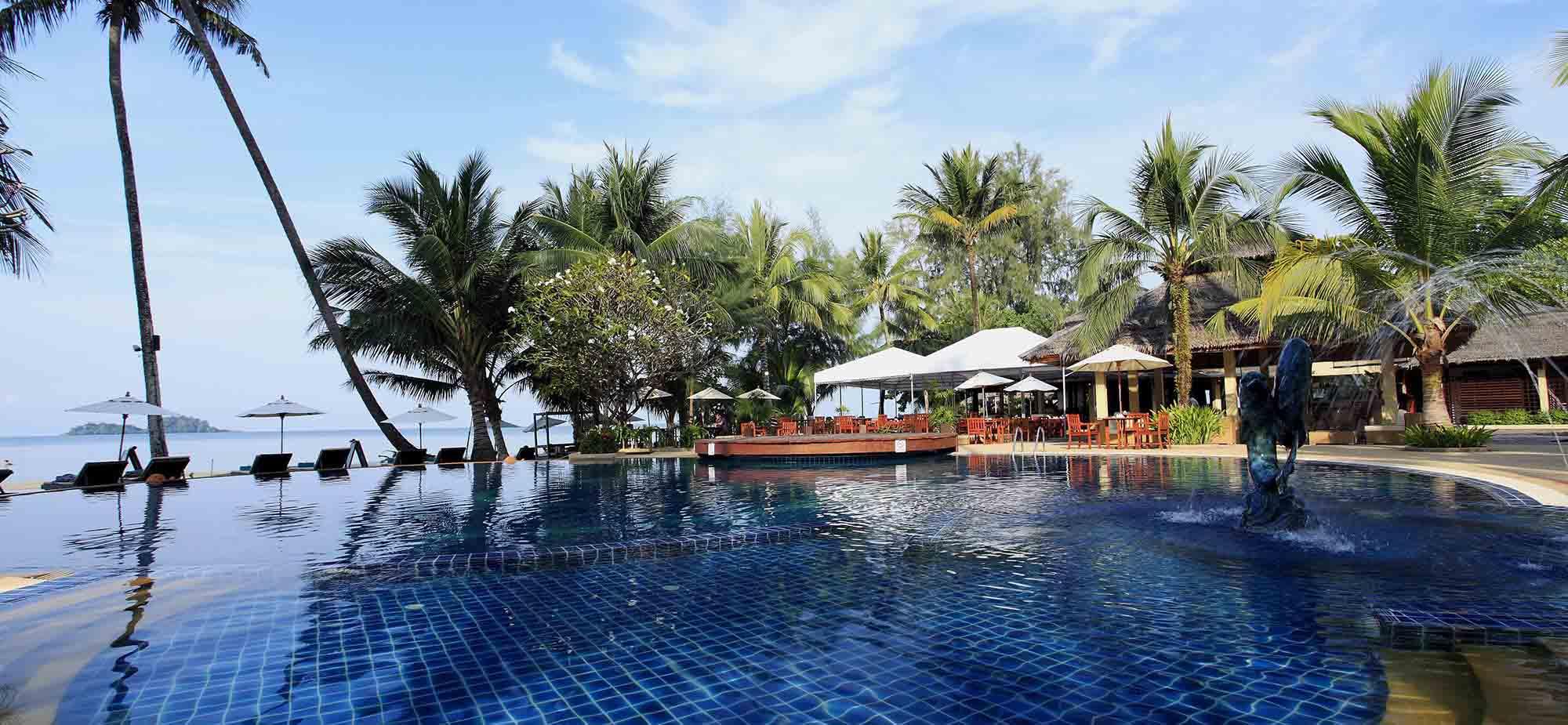 Фото отеля Koh Chang Tropicana Resort & SPA 4*
