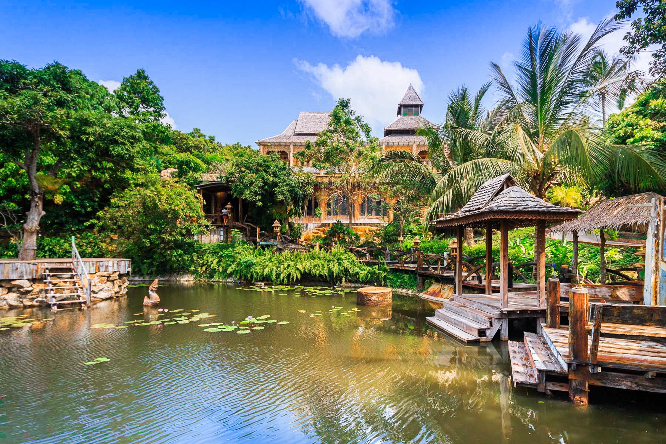 Фото отеля Santhiya Resort & Spa 4*