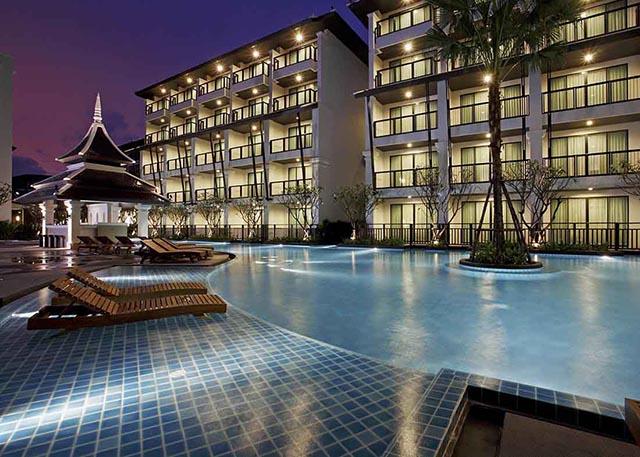 Фото отеля Centara Anda Dhevi Resort & Spa 4*