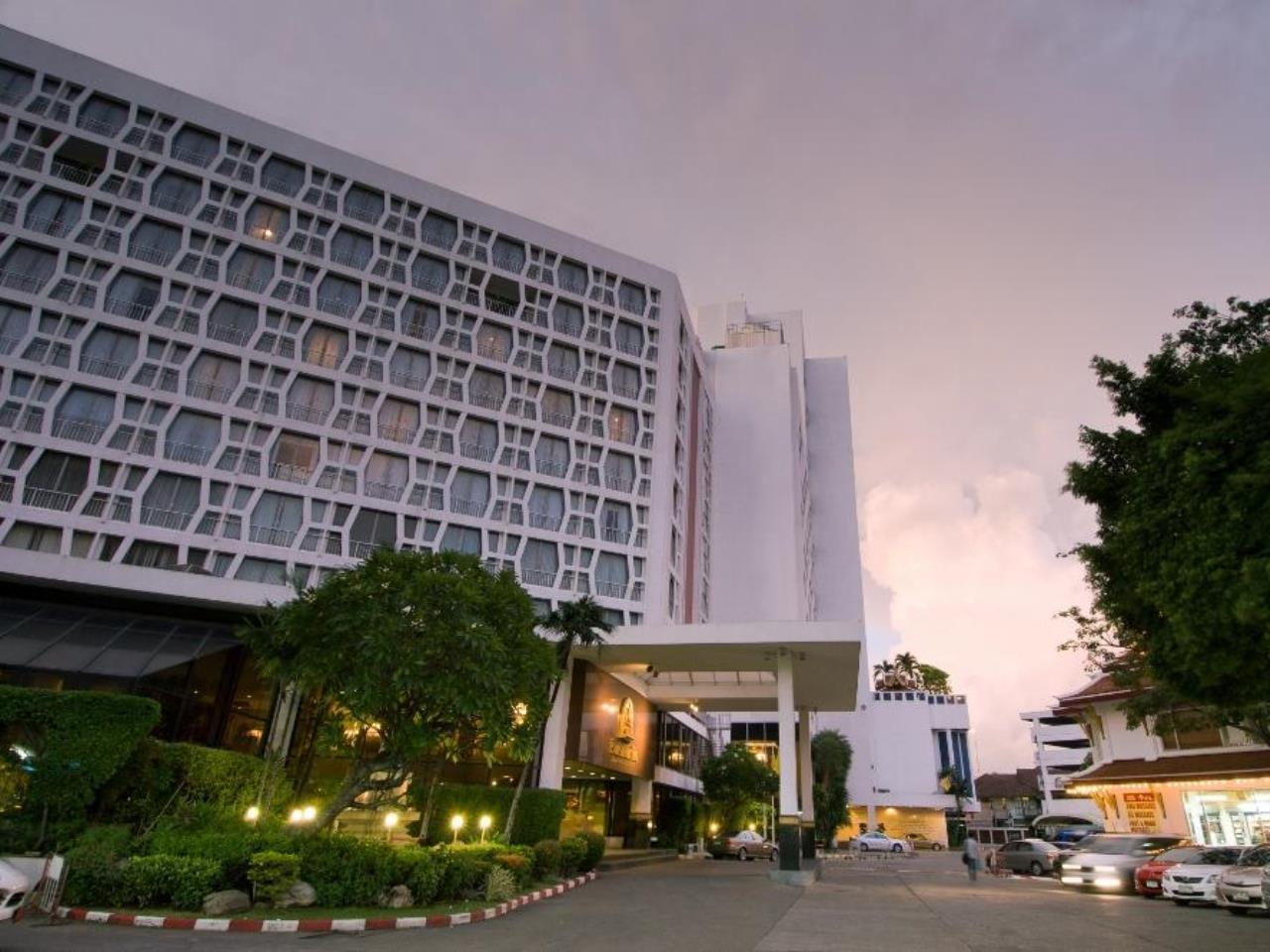 Фото отеля Siam City 4*