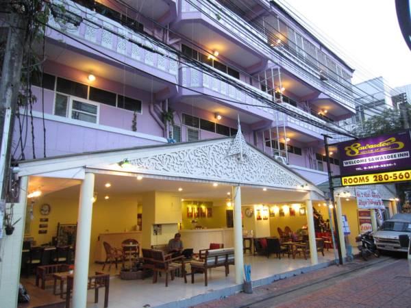 Фото отеля Sawasdee Bangkok Inn