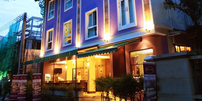 Фото отеля Sawasdee Sukhumvit Soi 8 2*