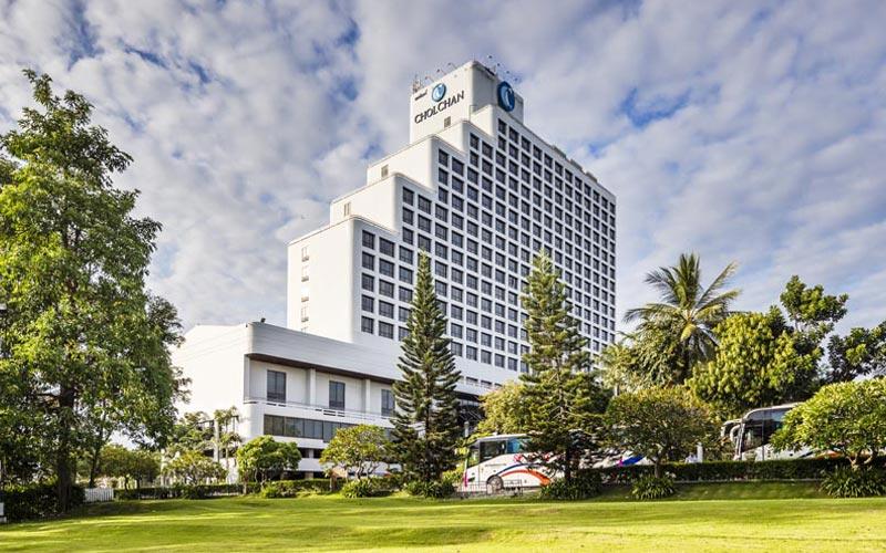 Фото отеля Cholchan Pattaya Resort 4*