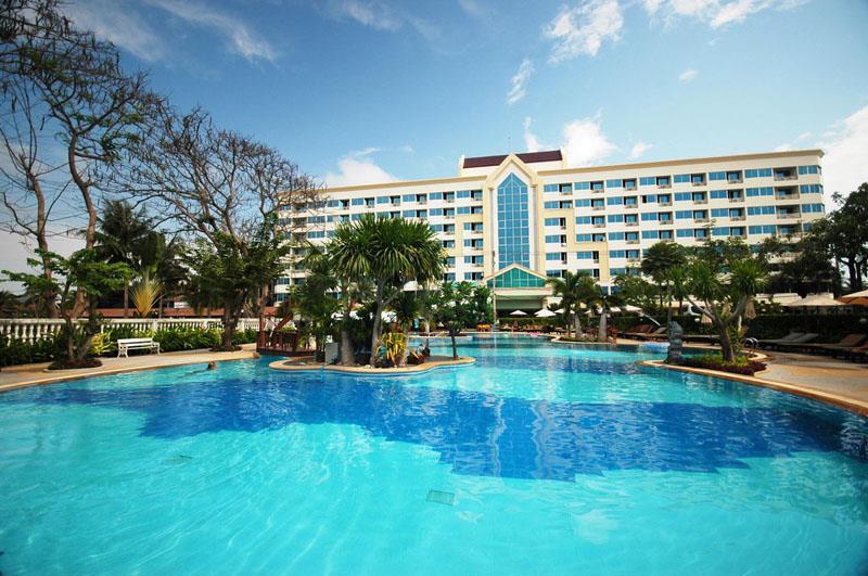 Фото отеля Jomtien Garden Нotel & Resort 3*