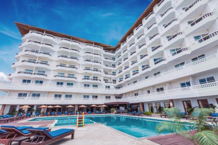 Фото отеля Jomtien Thani 3*