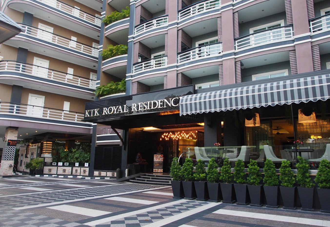 Фото отеля KTK Royal Residence -