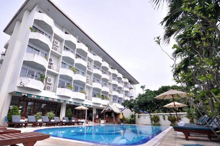Фото отеля J.P.Villa 3*