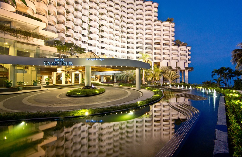 Фото отеля Royal Cliff Grand Hotel 5*