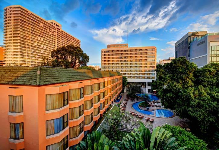 Фото отеля Jomtien Bayview 3*