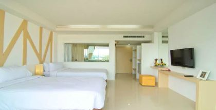 Фото 3* Jomtien Dragon Beach Resort
