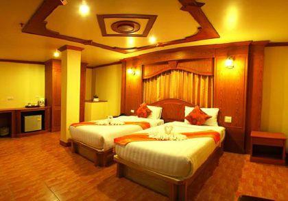 Фото 2* Tiger Complex & Hotel