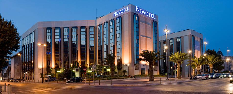 Фото отеля Novotel Nice Centre 2*